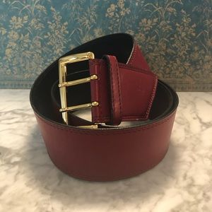 Girovita Italian Leather Belt